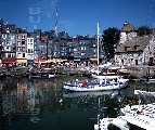 00679-5 (Honfleur harbour, Brittany)